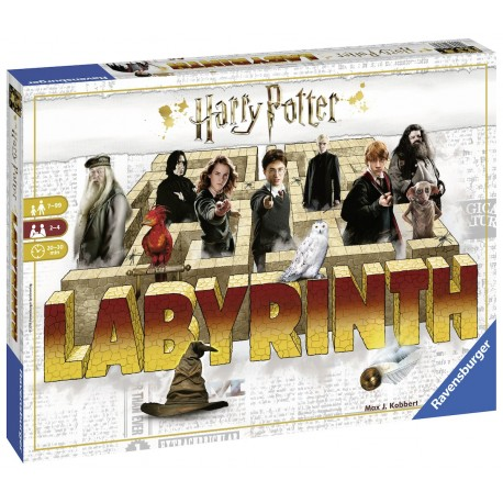 Das verrückte Labyrinth Harry Potter