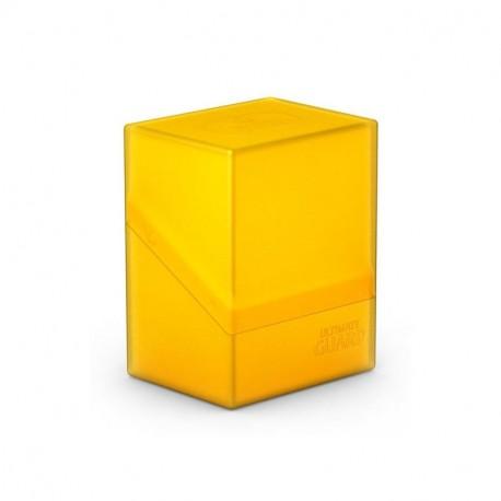 Boulder Deck Case 80+ Standard Size Amber