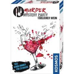 Murder Mystery Party Tödlicher Wein