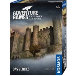 Adventure Games Das Verlies