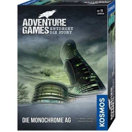 Adventure Games Monochrome AG