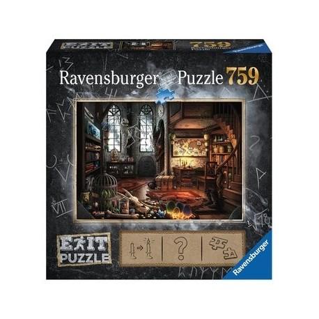 Exit Puzzle 5 Im Drachenlabor