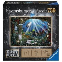 EXIT Puzzle 4 Im U-Boot