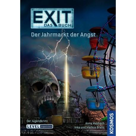 EXIT Das Buch Jahrmarkt der Angst