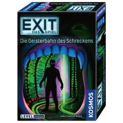 Exit Das Spiel Geisterbahn des Schreckens