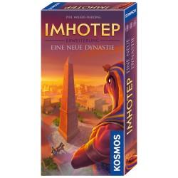 Imhotep Erweiterung Eine neue Dynastie