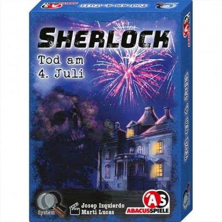 Sherlock Tod am 4. Juli