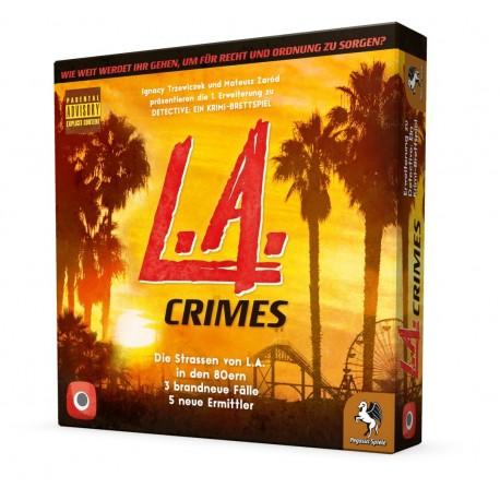 Detective L.A. Crimes (Erweiterung)