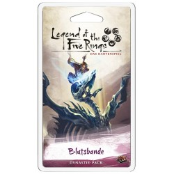 Legend of the 5 rings L5R LCG Blutsbande ErbfolgeZyklus 2