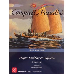Conquest of Paradise Deluxe Second Edition