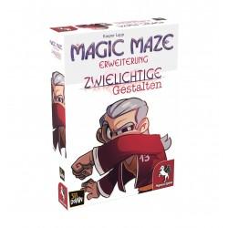 Magic Maze Erweiterung Zwielichtige Gestalten