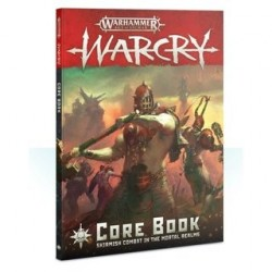 Age of Sigmar Warcry Core Book DE
