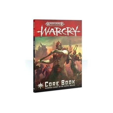 Age of Sigmar Warcry Core Book DE