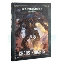 Codex Chaos Knights DE