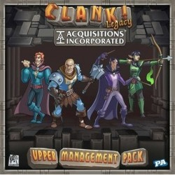 Clank! Legacy Acquisitions Incorporated Upper Management Pack EN