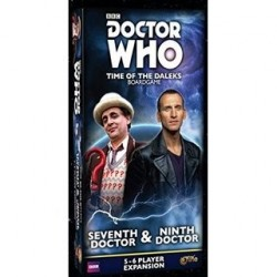Doctor Who Time of the Daleks 7th & 9th Doctors Expansion EN