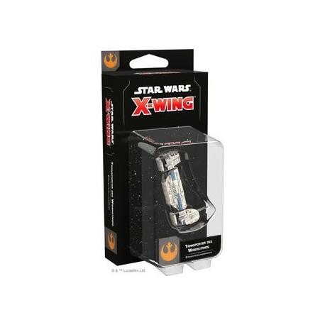 Star Wars X-Wing Second Edition Transporter des Widerstands
