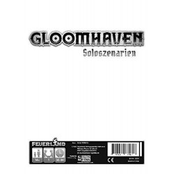 Gloomhaven Solo-Szenarien Erweiterung DE