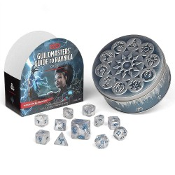 D & D Guildmasters Guide to Ravnica Dice Set