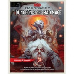 Dungeons & Dragons Dungeon of the Mad Mage EN