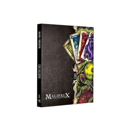 Malifaux Core Rulebook 3rd Edition EN