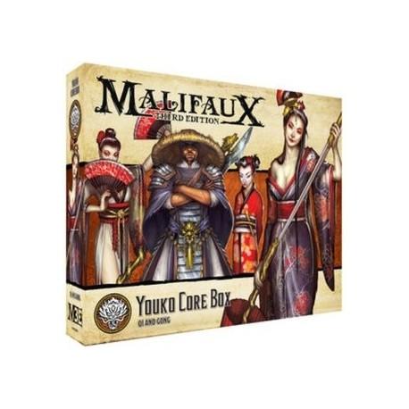 Malifaux 3rd Edition Youko Core Box