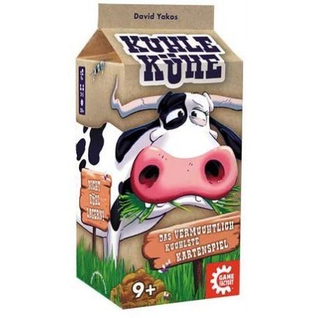 Kuhle Kühe Das vermuuhtlichst kuuhlste Kartenspiel