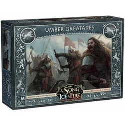 A Song of Ice & Fire Umber Greataxes DE
