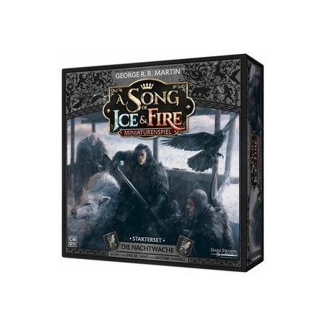 A Song of Ice & Fire Die Nachtwache Starter-Set DE
