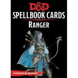 Dungeon & Dragons Spellbook Cards Ranger Deck