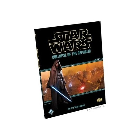 Star Wars RPG Collapse of the Republic EN