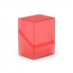 Boulder Deck Case 80+ Standard Size Ruby