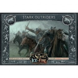 A Song Of Ice And Fire Stark Outriders EN