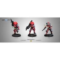 Infinity Mercenaries Tanko Zensenbutai Box
