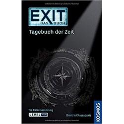 EXIT Das Buch Tagebuch der Zeit