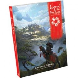 Legend of the Five Rings RPG Emerald Empire The Essential Guide to Rokugan EN