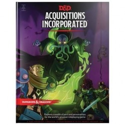 Dugenos & Dragons Adventure Acquisitions Incorporated