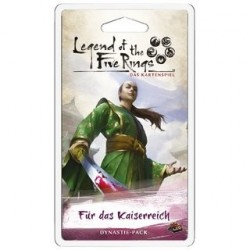 Legend of the 5 Rings LCG Für das Kaiserreich Dynastie Pack