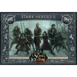 A Song of Ice & Fire Stark Heroes 2 Expansion