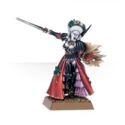 Age of Sigmar Soulblight Vampire Lord Isabela Von Carstein