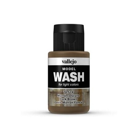 Model Wash 514 Dark Brown