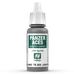 Panzer Aces 005 Light Rubber