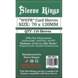Sleeve Kings WOTR-Tarot Card Sleeves
