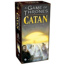 A Game of Thrones Catan Brotherhood of the Watch 5-6 Player Extension EN