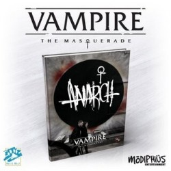 Vampire The Masquerade Anarch Sourcebook