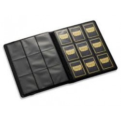 Dragon Shield Card Codex Binder Classic Black