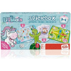 My Lilimals Spielebox