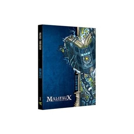 Malifaux Arcanist Faction Book EN