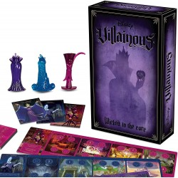 Disney Villainous Wicked to The Core
