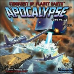 Conquest of Planet Earth Apocalypse Expansion EN